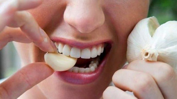 Doğal Yöntemlerle Diş Ağrısı Nasıl Geçer?