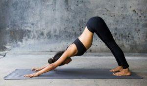 Yoga ile kalori yakmak zayıflamak